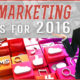 Digital Marketing Essentials for 2016